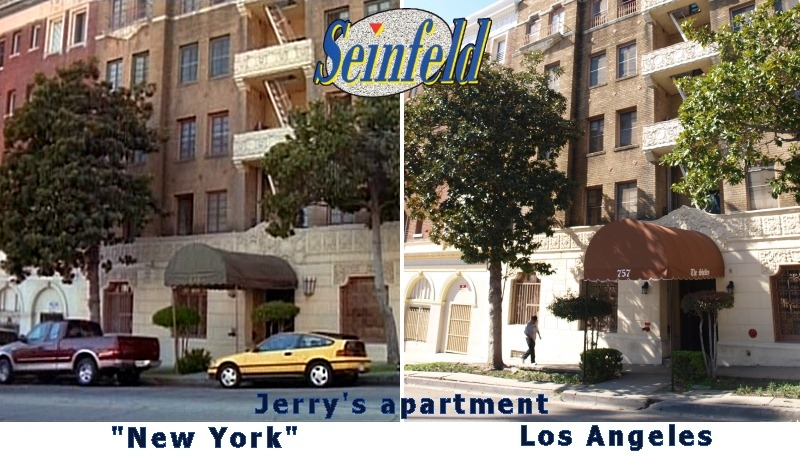 Seinfeld – Jerry's apartment