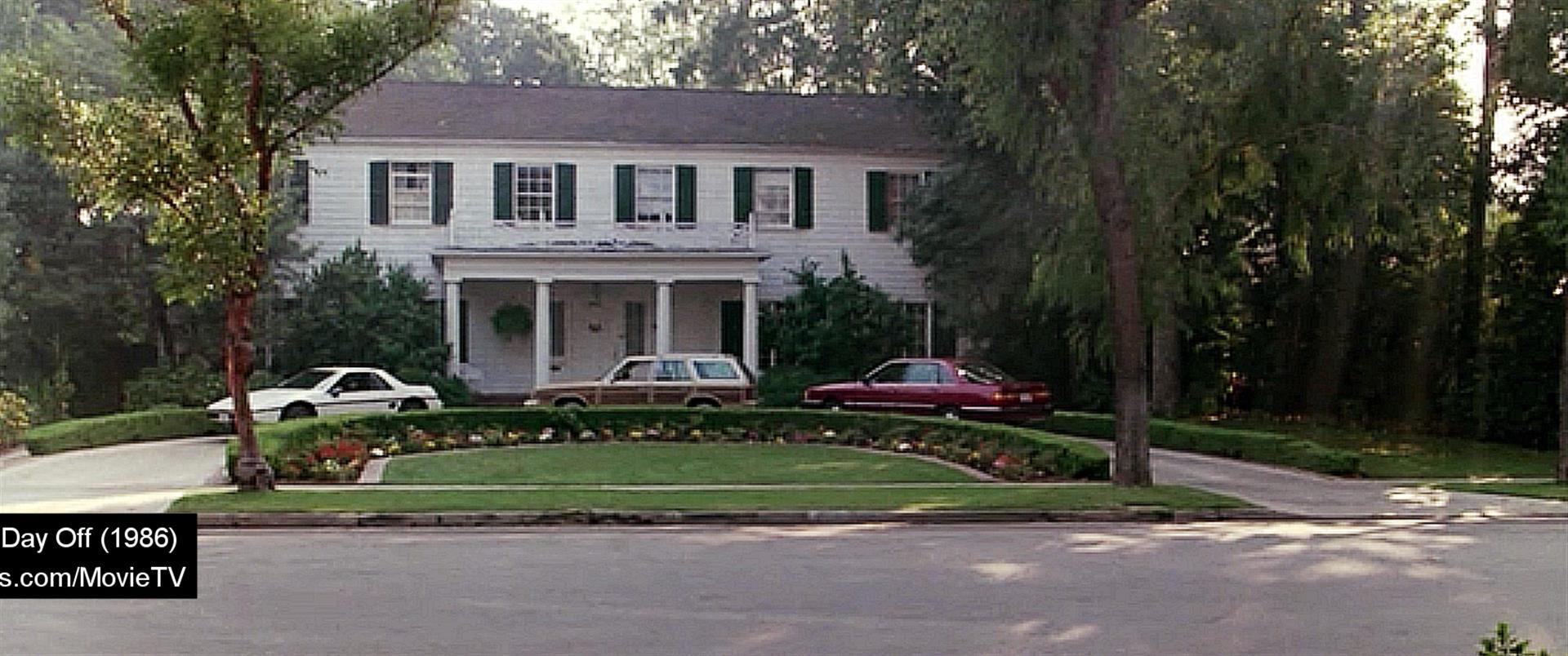Ferris Bueller's house