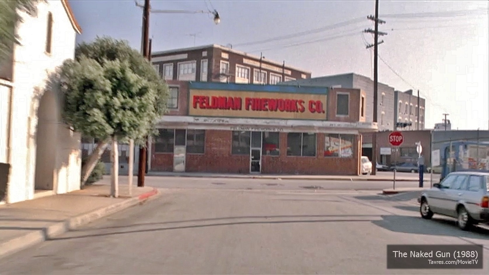 The Naked Gun – Feldman Fireworks Co