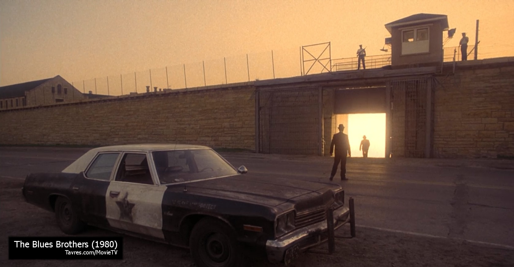 The Blues Brothers – Joliet Prison